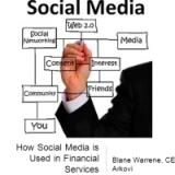 """BrightTALK Webinar Live from Morningstar: Recap of """"Trends in Use of Social Media by FinancialAdvisors"""""""